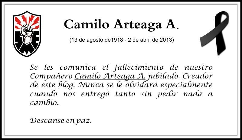 Camilo Arteaga A.