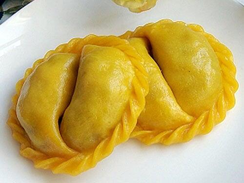 花边饺子图片欣赏