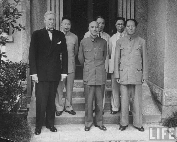 LIFE高清大图-1945 中国影像