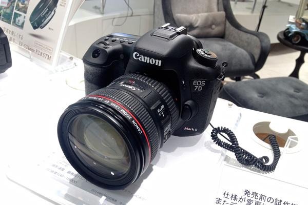キヤノン EOS 7D Mark II
