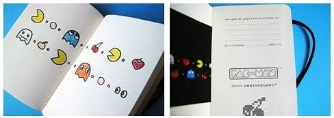 Moleskine Pac-Man