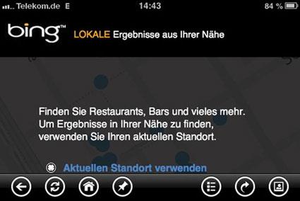 Schoenes Bing Lokale © Markus Klos/apfelmark