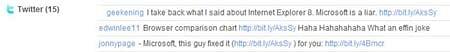 Bit.ly的Conversation功能