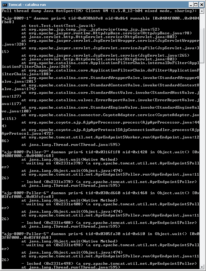 Producing Heap Dump in Windows