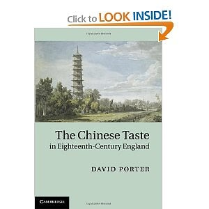 全球书评:流行于18世纪英国的中国风