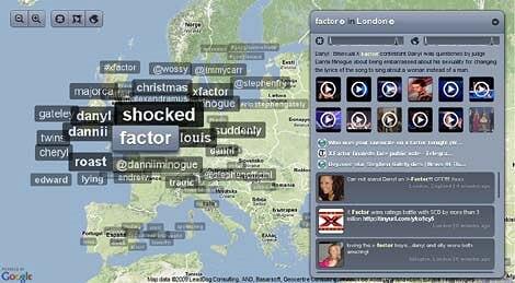 Details of Trends on Trendsmap