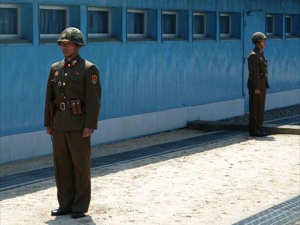 外交画报:朝鲜,帘幕之后的神秘之地