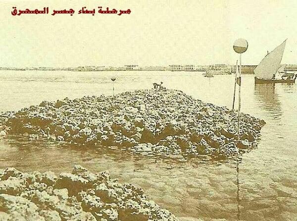 جسر المحرق  Bahrain51
