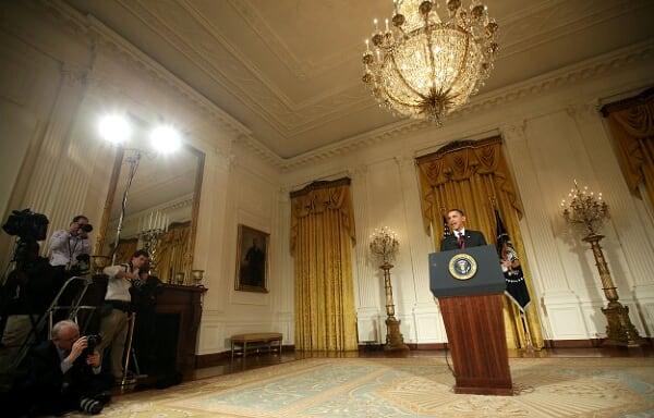外交政策:奥巴马的非法战争