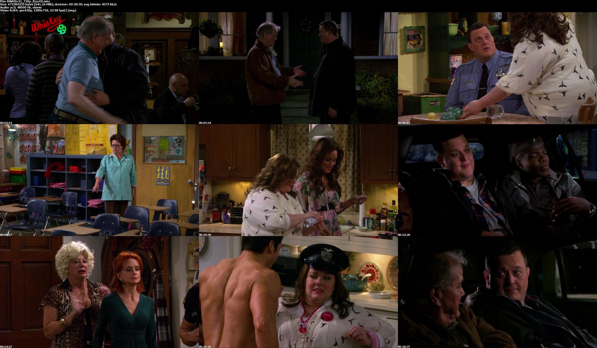 Mike and Molly S02E21 - Bachelor/Bachelorette [HD720p y HDTV ...